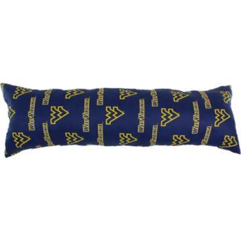 West Virginia Mountaineers Body Pillow
