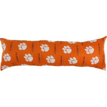 Clemson Tigers Body Pillow