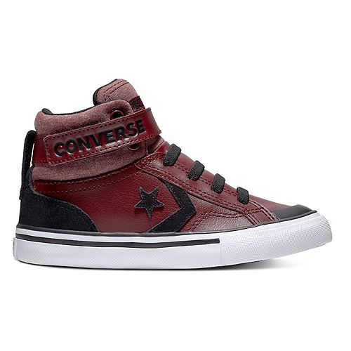 Boys' Converse CONS Pro Blaze Strap High Top Shoes