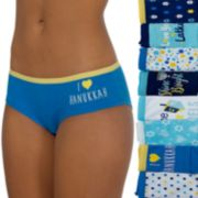 Juniors' SO® 8 Nights of Hanukkah Undies Holiday Box