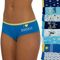 SO® 8 Nights of Hanukkah Undies Holiday Box