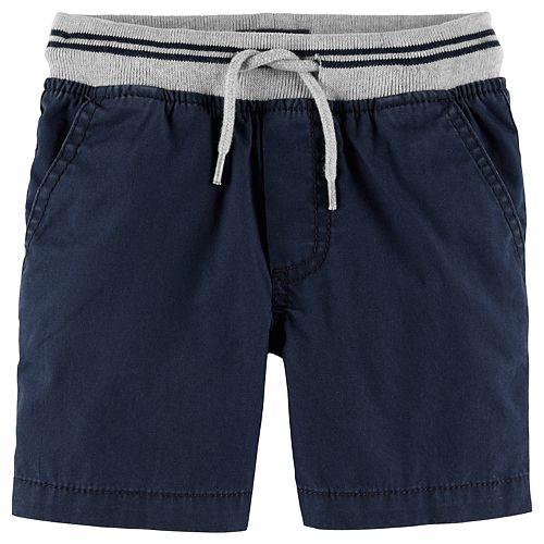 1d0a4005d66 Toddler Boy OshKosh B gosh® Twill Pull On Shorts
