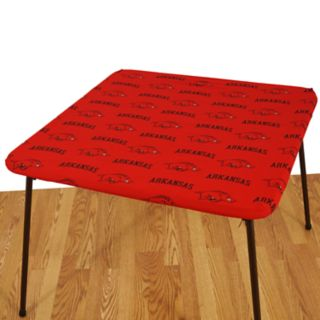 Arkansas Razorbacks Card Table Cover