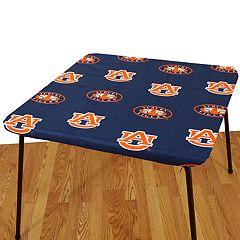 Auburn Tigers Card Table Cover