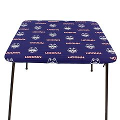 UConn Huskies Card Table Cover