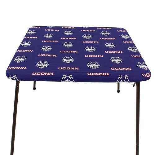 UConn Huskies Card Table Cover