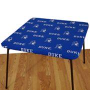 Duke Blue Devils Card Table Cover