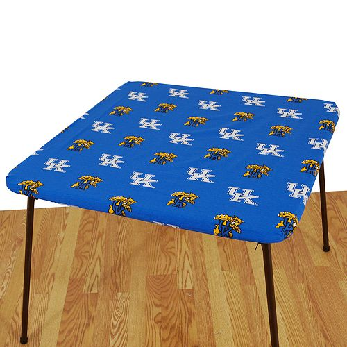 Kentucky Wildcats Card Table Cover