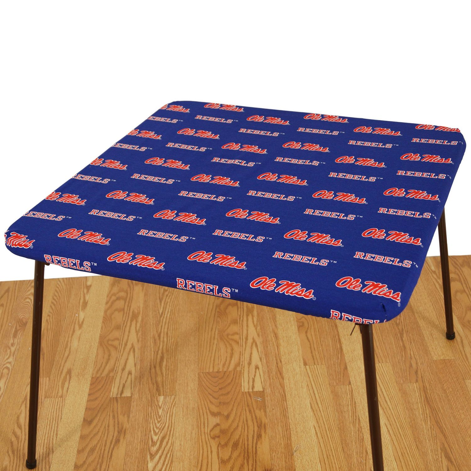 225 & Ole Miss Rebels Card Table Cover