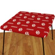 Oklahoma Sooners Card Table Cover
