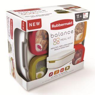 Rubbermaid Balance 11-piece Portion Control Set