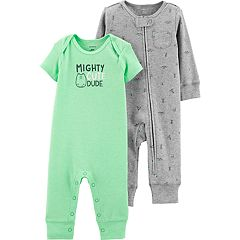 Baby Boy Carter's 2-pack Dinosaur Coveralls