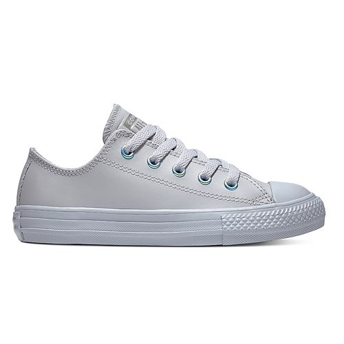 Girls' Converse Chuck Taylor All Star Leather Sneakers