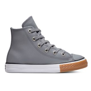 Boys' Converse Chuck Taylor All Star Leather High Top Shoes
