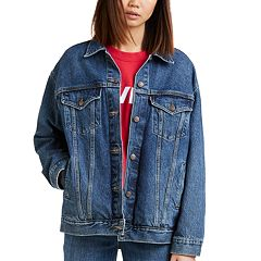 Women's Levi's® Jean Baggy Trucker Jacket