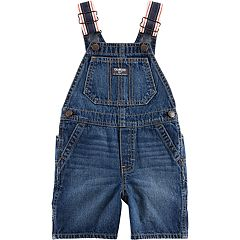 Toddler Boy OshKosh B'gosh® Denim Shortalls