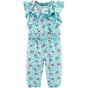 1390cd76c0 Baby Girl Carter s Hooded Dino Jumpsuit. (27). Sale