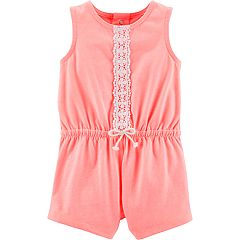 057979182d2 Girls Jumpsuits   Rompers Baby One-Piece