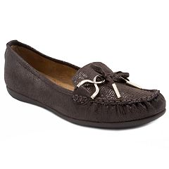 Womens Brown Flats Shoes Kohl S