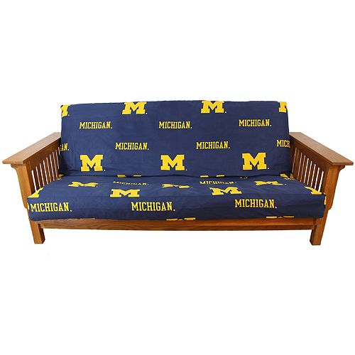 Michigan Wolverines Full-Size Futon Cover