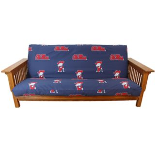 Ole Miss Rebels Full-Size Futon Cover