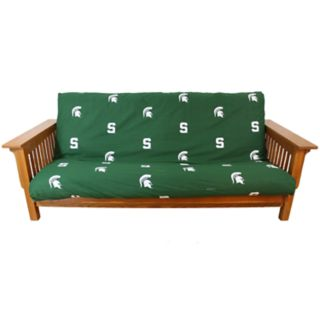 Michigan State Spartans Full-Size Futon Cover