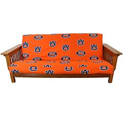 Auburn Tigers Full-Size Futon Cover
