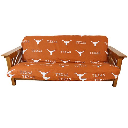 Texas Longhorns Full-Size Futon Cover
