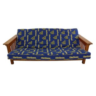 West Virginia Mountaineers Full-Size Futon Cover