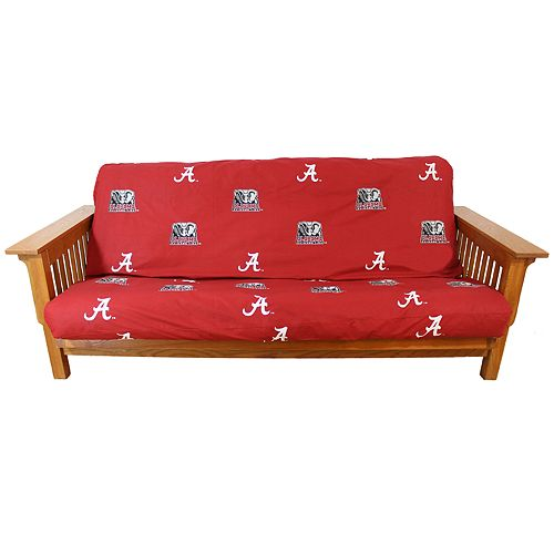 Alabama Crimson Tide Full-Size Futon Cover