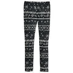 Girls 7-16 & Plus Size SO® Cozy Brushed Leggings