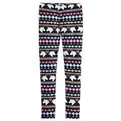 Girls 7-16 & Plus Size SO® Cozy Brushed Leggings