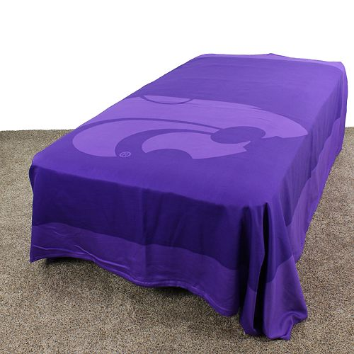 Kansas State Wildcats Full-Size Duvet Cover