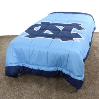 North Carolina Tar Heels Full-Size Light Comforter