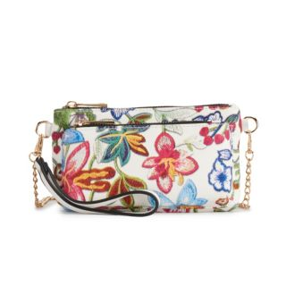 Mellow World Primerose Floral Convertible Crossbody Bag