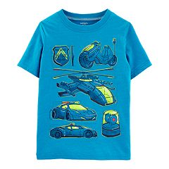 Boys 4-14 Carter's Vehicles Graphic Tee