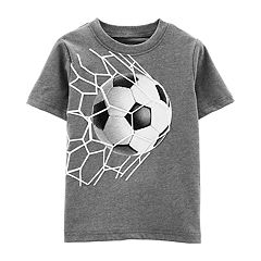 Baby Boy Carter's Soccer Ball & Net Graphic Tee