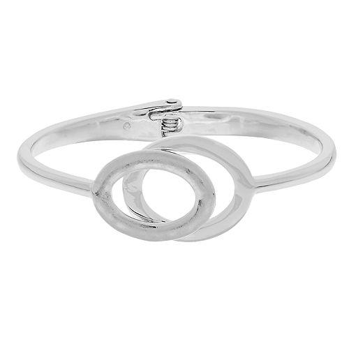 Dana Buchman Circle Cuff Bracelet