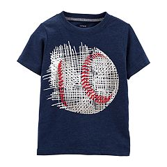 Baby Boy Carter's Baseball Graphic Tee