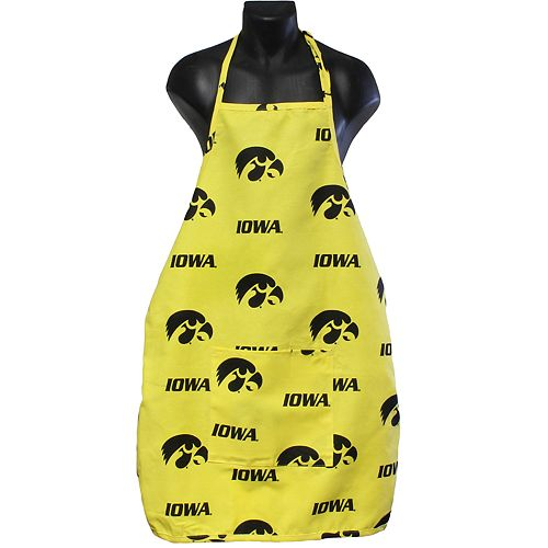 Iowa Hawkeyes Grilling Apron