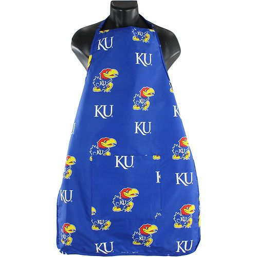 Kansas Jayhawks Grilling Apron