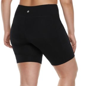 Plus Size Tek Gear® Shaping Bike Shorts