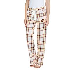 Women's Cleveland Cavaliers Flannel Pajama Pants