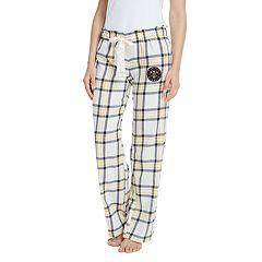 Women's Denver Nuggets Flannel Pajama Pants