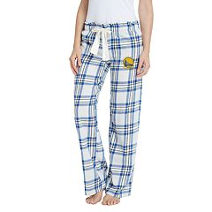 Women's Golden State Warriors Flannel Pajama Pants