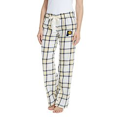 Women's Indiana Pacers Flannel Pajama Pants
