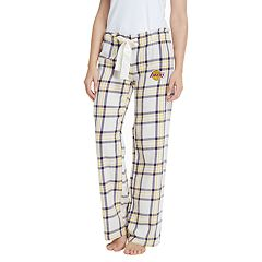 Women's Los Angeles Lakers Flannel Pajama Pants