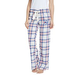 Women's Philadelphia 76ers Flannel Pajama Pants