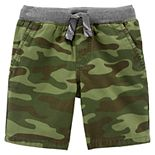 Baby Boy Carter's Camo Pull-On Shorts