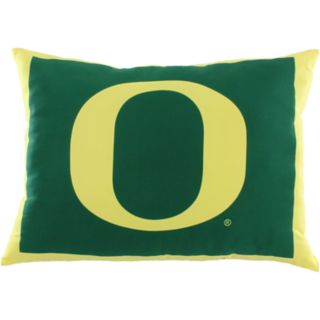 Oregon Ducks Logo Pillow